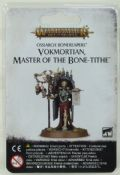 Warhammer 9420 Vokmortian, Master of the Bone-tithe